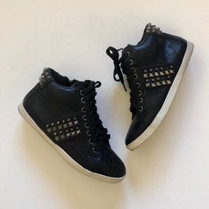 Edgy sneakers